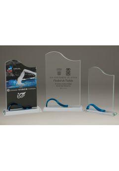 trofeo de cristal onda1001 15