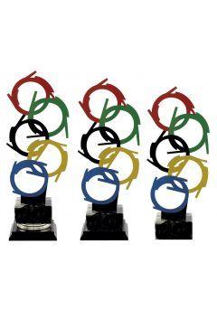 Trofeo metal juegos olímpicos Thumb