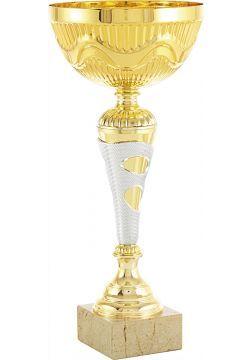 trofeo copa dorada ovalos