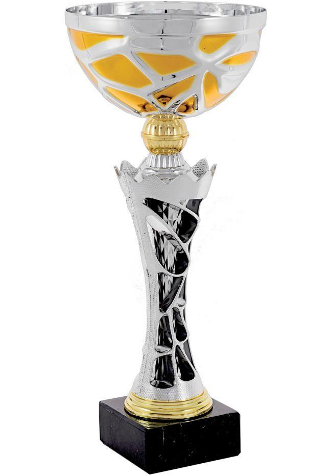 Trofeo copa tipo columna