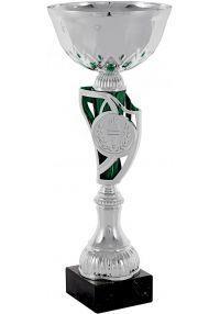 Trofeo copa balón pie doble