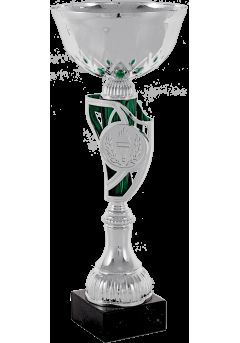 trofeo copa balon pie doble 9
