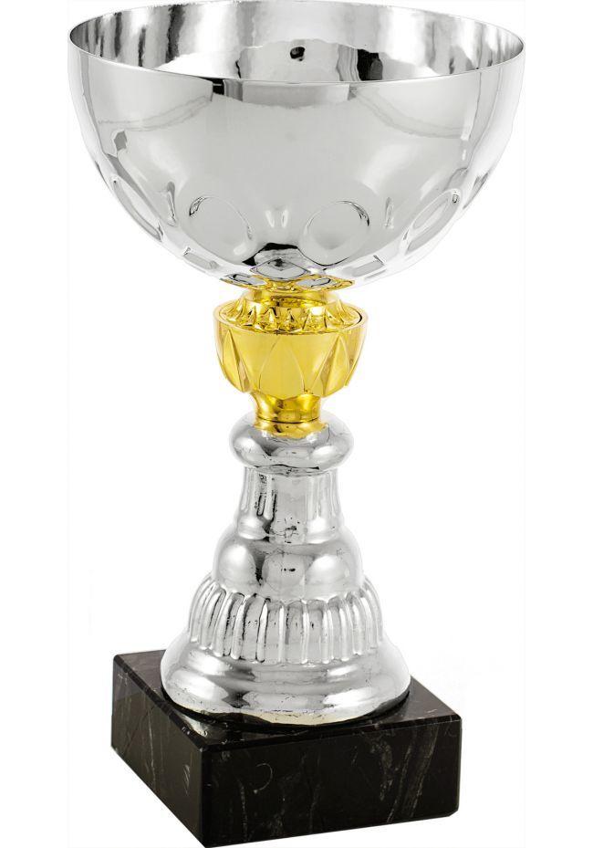 Trofeo copa mini balón bicolor