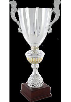 copa caliz bicolor plata dorado 19