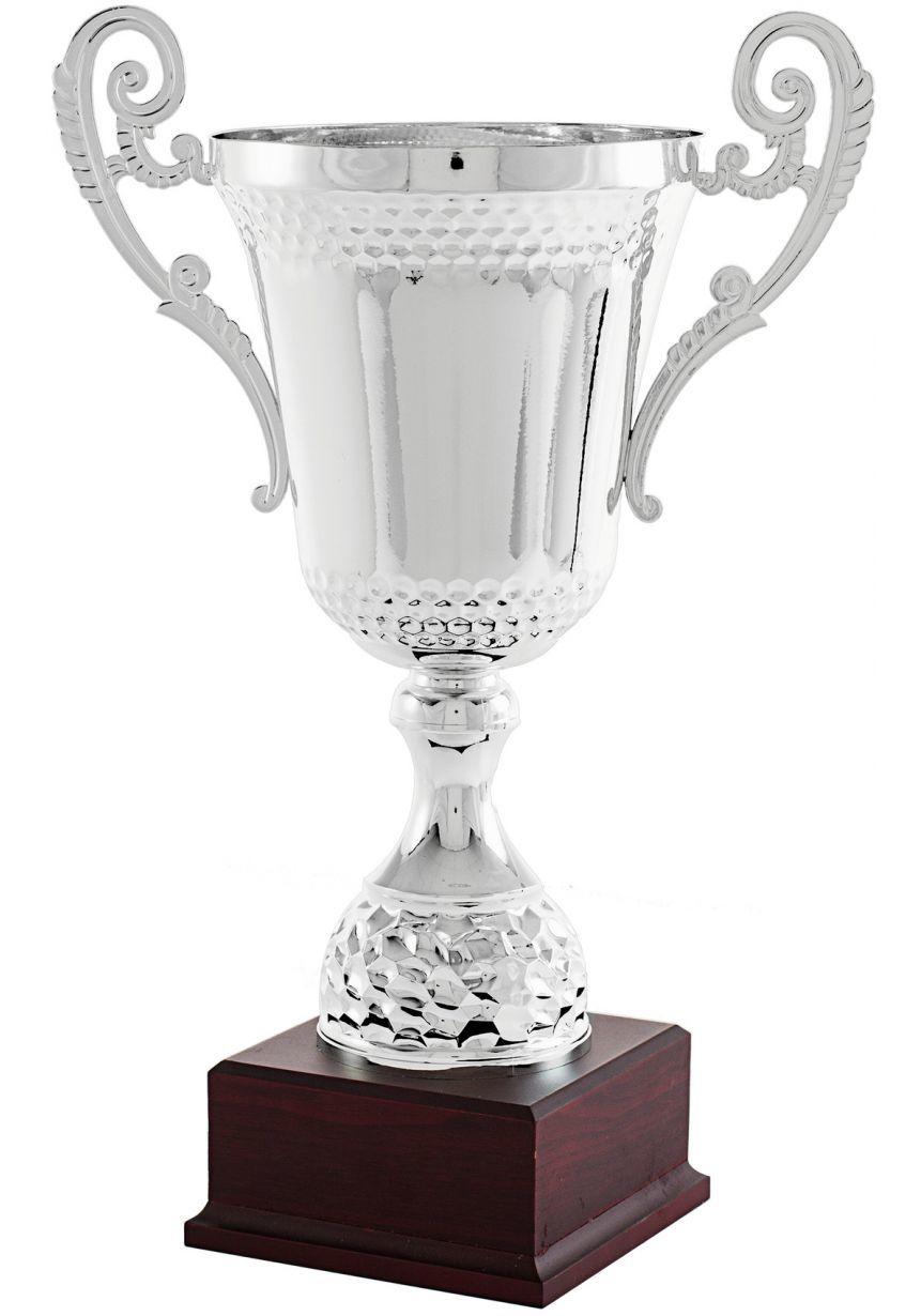 Trofeo copa cono rayas asas