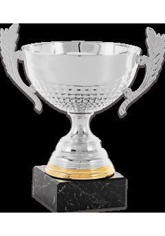 trofeo copa plata con asas 9