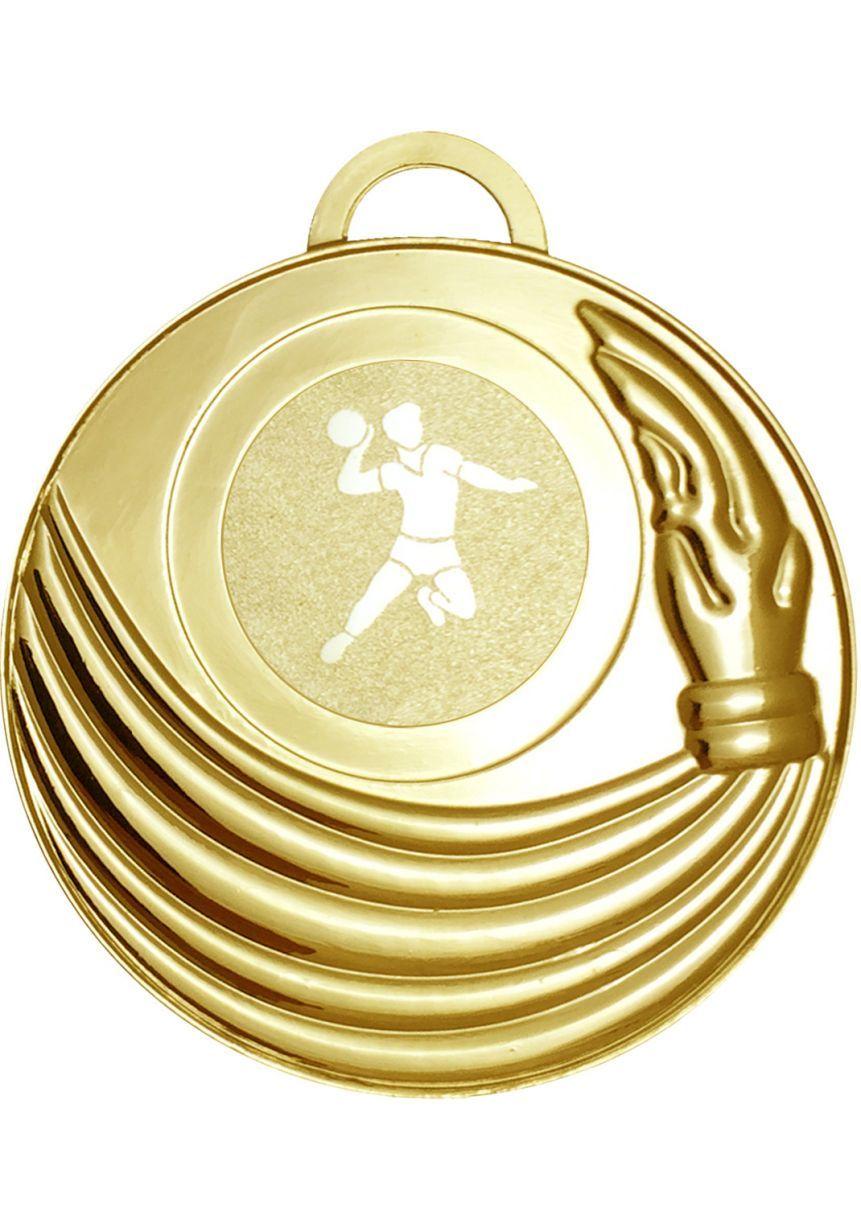 Medalla alegórica deportiva de 60mm