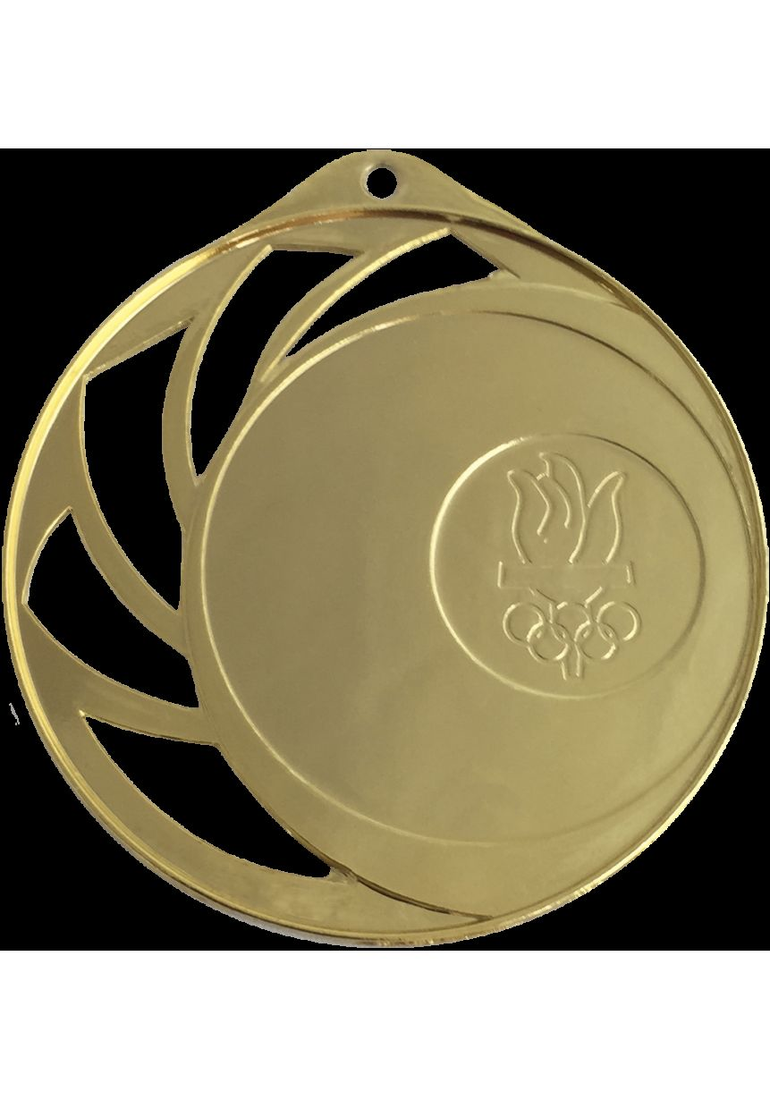 Medalla de 70mm para cualquier deporte