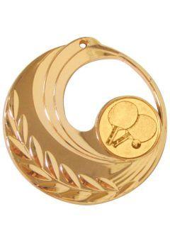 Medalla alegórica portadisco 70 mm
