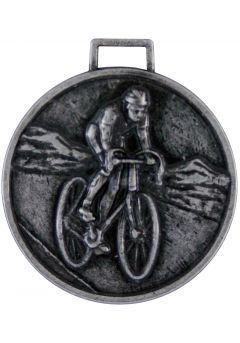 Medalla de ciclismo 50mm