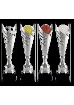 Trofeo copa corte pelotas deporte