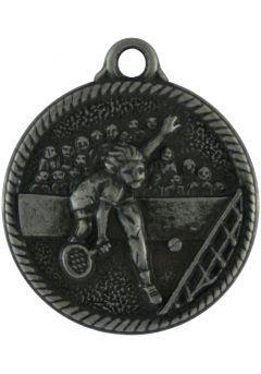 Medalla de Tenis 50mm con relieve