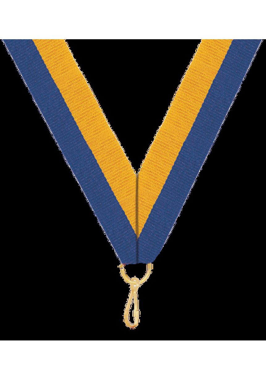 Cinta para medallas de 20mm en varios colores