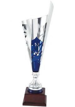 Trofeo copa deporte rombo cortado