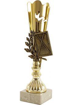 Trofeo de aplique de billar-1