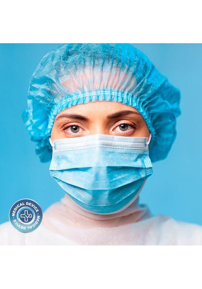 Mascarilla quirúrgica marcado CE
