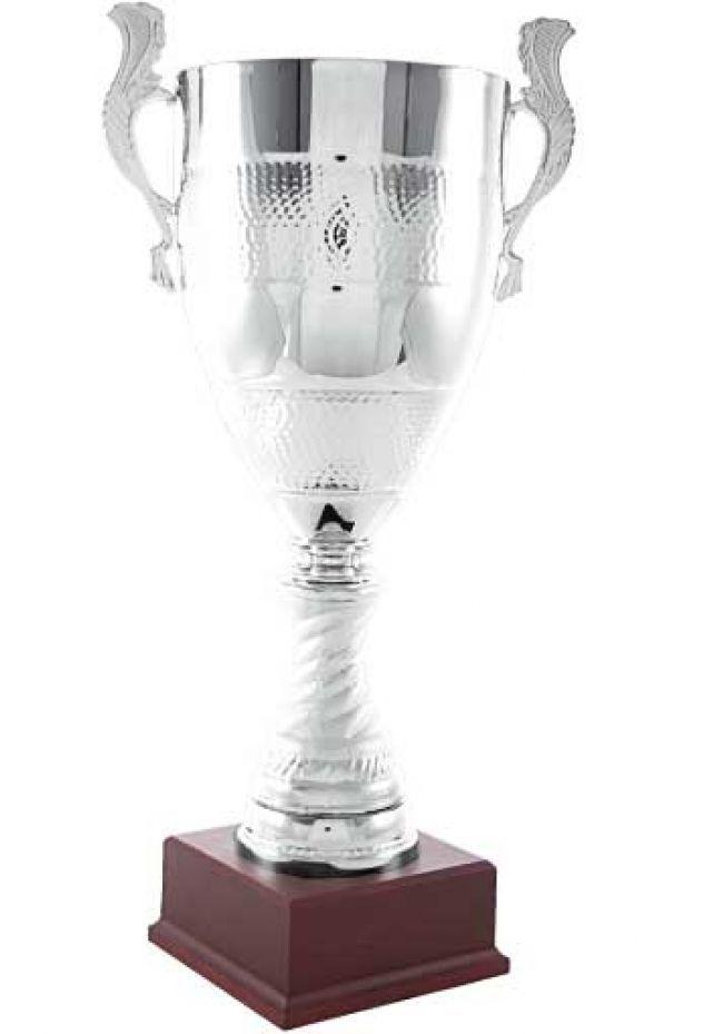 Trofeo copa asas en espiral