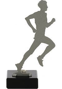 Kreuz Trophy aus Metall