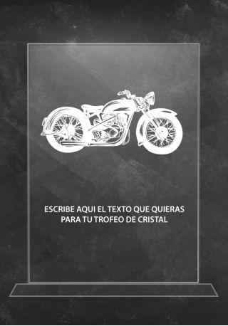 trofeo cristal p06227ea