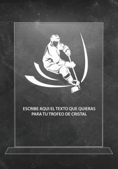 trofeo cristal p06227ho