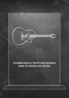 trofeo cristal p06227ma