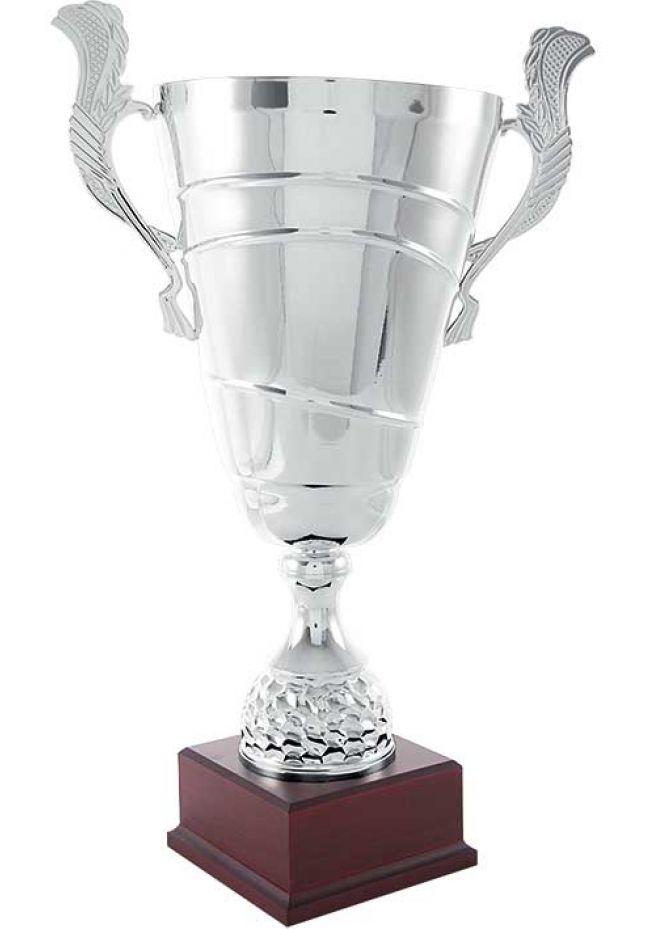 Trofeo copa cono doble raya