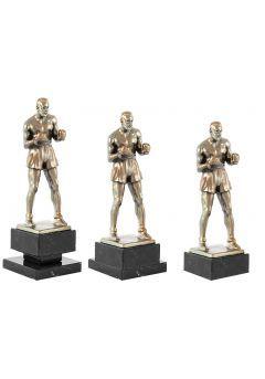 Trofeo de resina deportivo de Boxeo Thumb
