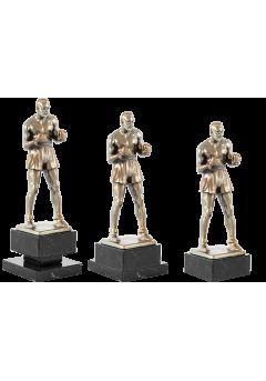 Trofeo de resina deportivo de Boxeo