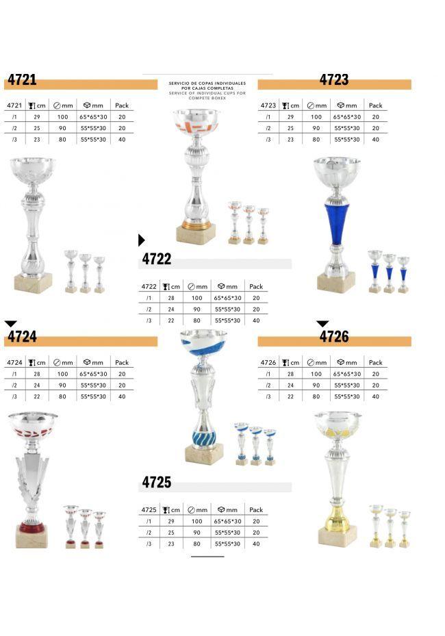 Lote Copas Basic 18 copas