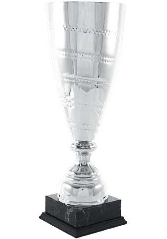 Trofeo copa cono en piedra