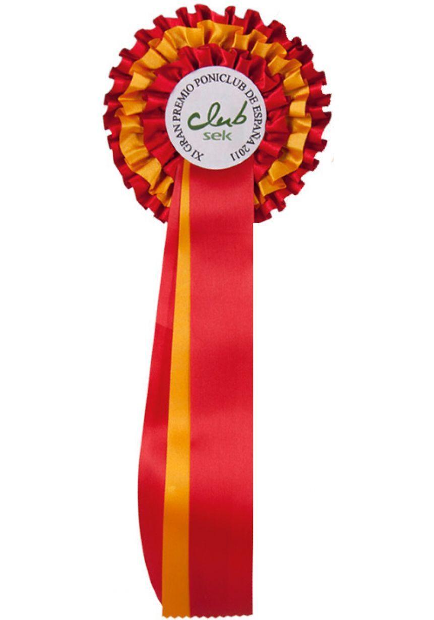 Medalla Roseta Pequeña España