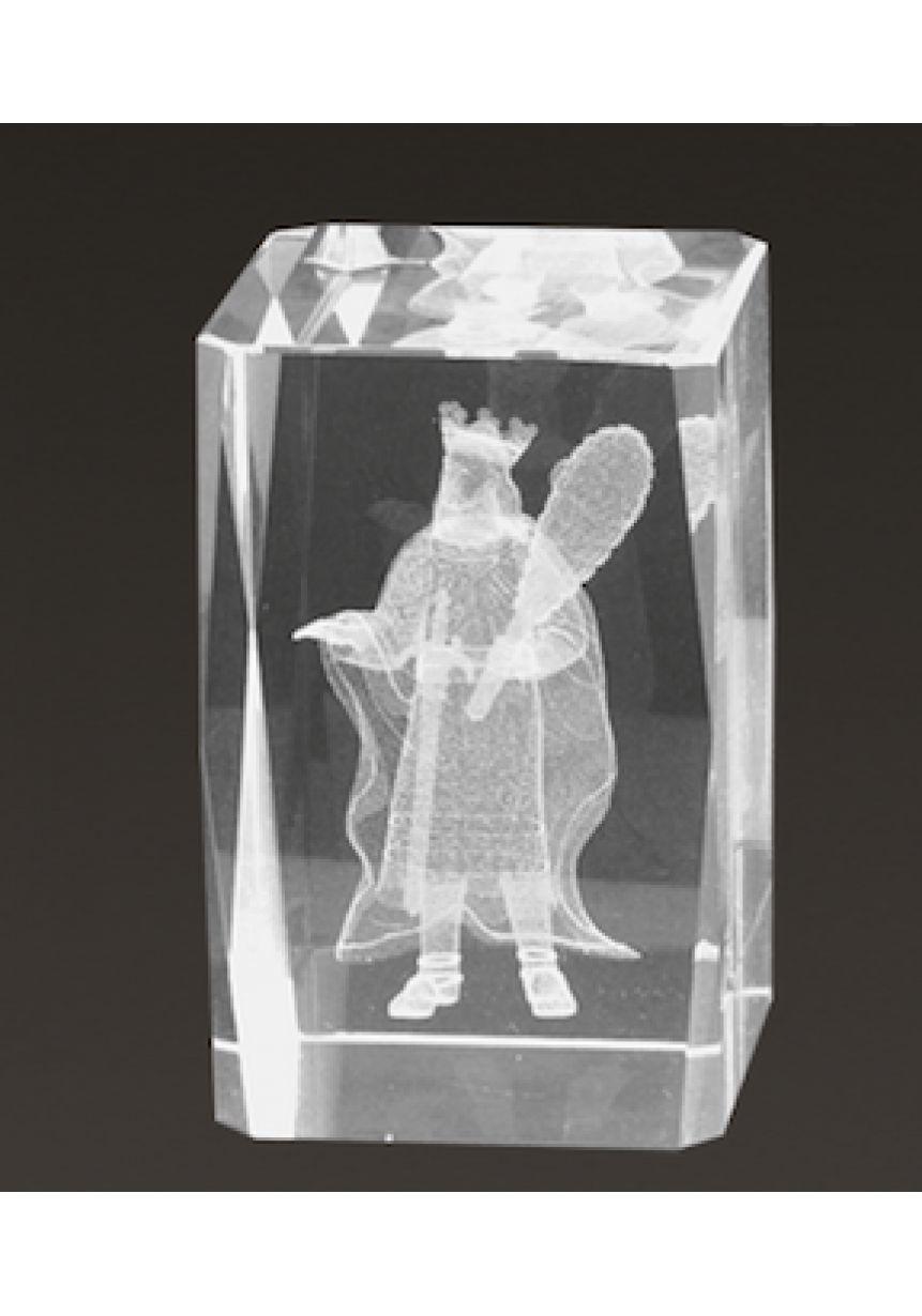 3D-Kristall-Trophäe Letters