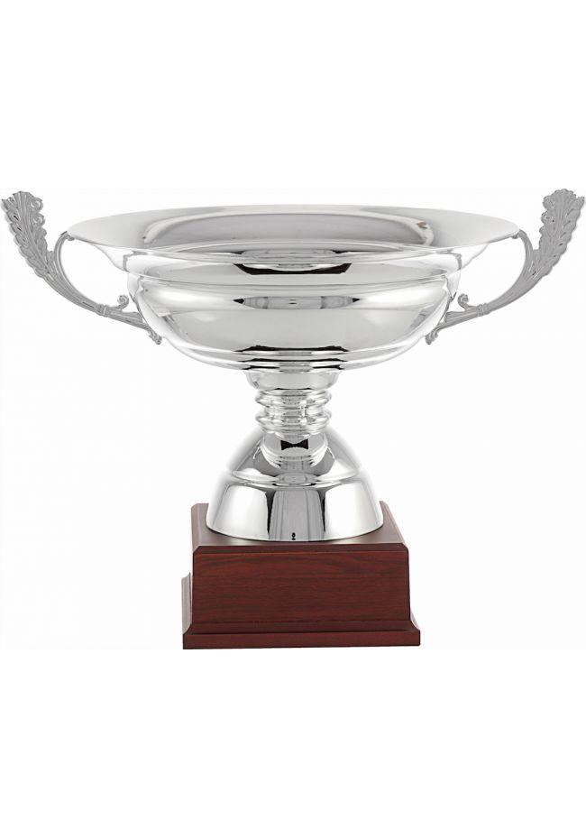 Trofeo copa lisa tipo ensaladera