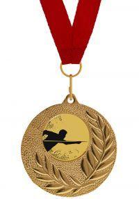 Medalla Completa de Billar