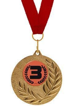 Medalla Completa número 3