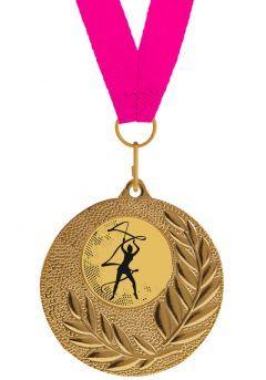 Medalla Completa de Gimnasia Rítmica
