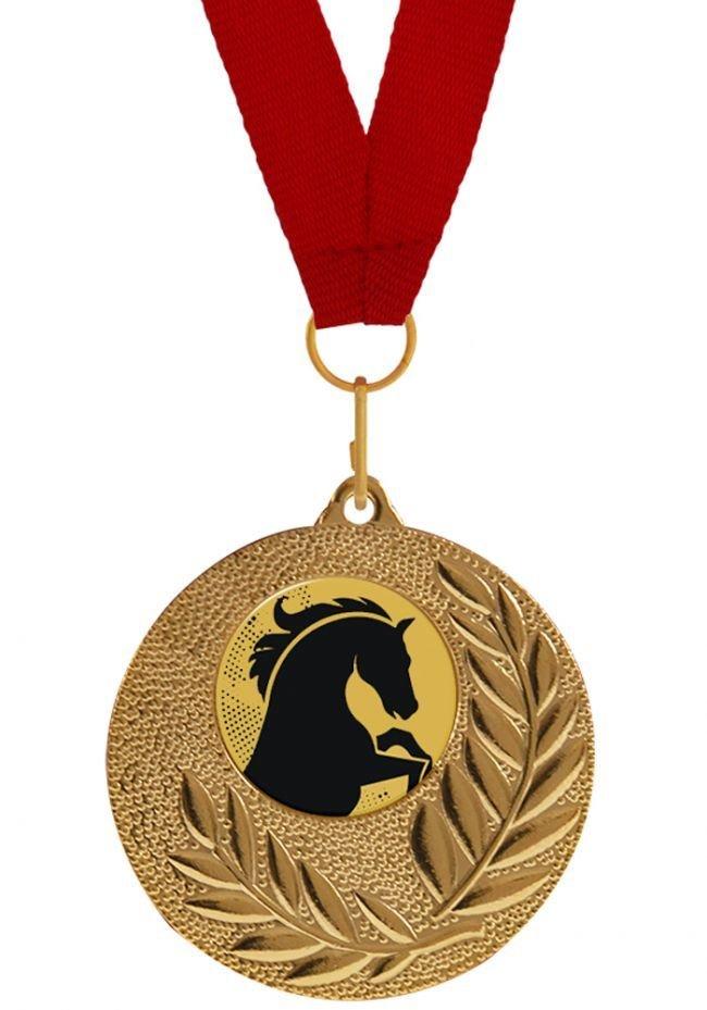 Medalla Completa de Caballos