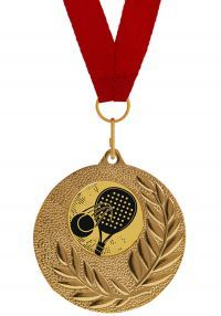 Medalla Completa de Pádel