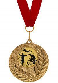 Medalla Completa de Triatlón