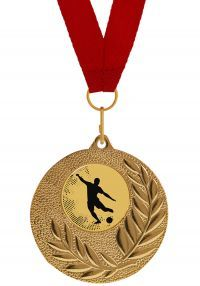 Medalla Completa para Futbol