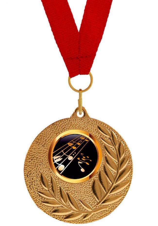 Medalla Completa de Música