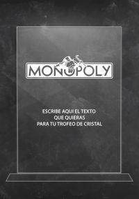 Trofeo de cristal de Monopoly