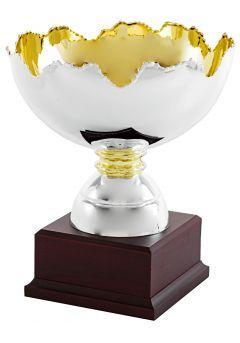 Trofeo copa ensaladera oro