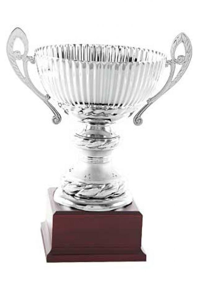 Trofeo copa ensaladera con asas