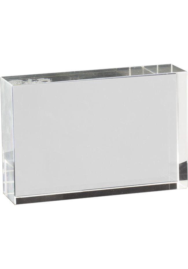 Trofeo taco rectangular