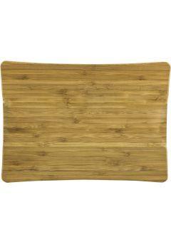 Soporte para placas madera Bambú  rectangular