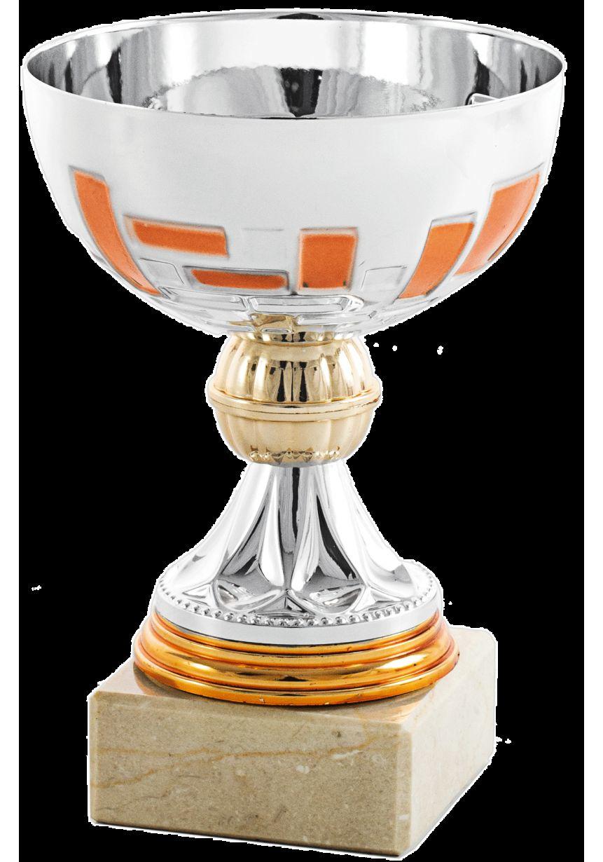 Trofeo plata/cobre