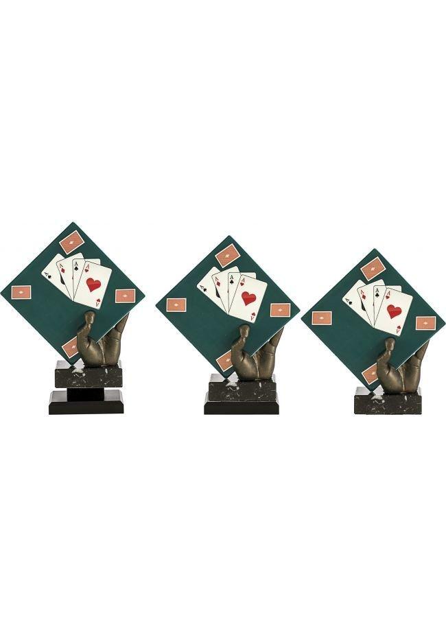 Trofeo Póker Color
