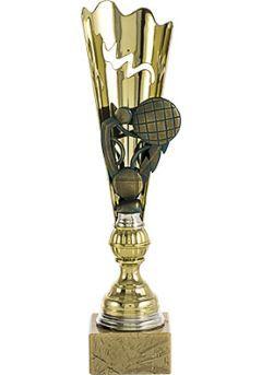 Trofeo con aplique de petanca Thumb