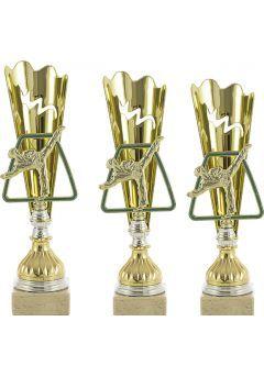 Trofeo con aplique de karate Thumb